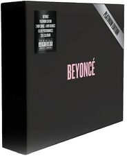 Beyoncé [Platinum Edition] [Box] [PA] by Beyoncé (CD, Nov-2014, 4 Discs, Columbia (USA))