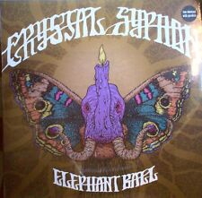 CRYSTAL SYPHON - ELEPHANT BALL 67 STUDIO + 69 FILLMORE WEST PREV UNISS SLD LP