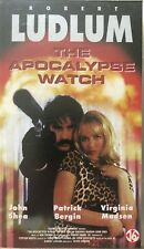THE APOCALYPSE WATCH - ROBERT LUDLUM - VHS