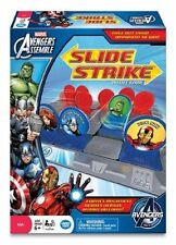 Marvel Avengers Assemble Slide Strike Game Kids Ages 6+ NWB Free Shipping