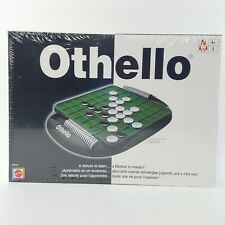 Othello Game Mattel 2002 Strategy Factory Sealed Complete B3265