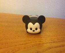Disney Tsum Tsum Vinyl Figure Limited Edition Black & White Mickey Mouse Medium
