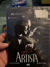 El Artista [The Artist] Jean Dujardin .Dvd Spanish Subtitles Mexico Release