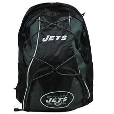 NFL Concept One New York Jets Darth Backpack Book Bag Felt Applique Travel Gym