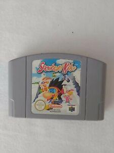 Snowboard kids N64 Nintendo 64