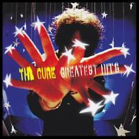 THE CURE - GREATEST HITS CD ~ LOVE CATS~BOYS DON'T CRY ~ ROBERT SMITH 80's *NEW*