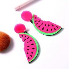 Women Lovely Chic Food Fruit Mix Punk Stud Earrings Woman Jewelry New/WMJ