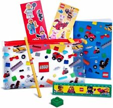 LEGO Back To School Pencil Case & Stationary Set (5005969) - Brand NEW & SEALED