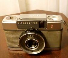 Olympus PEN-EEs Half Frame 35mm film Camera for PARTS