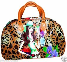 LATEST FASHION GIRLS LADIES SHOPPING TRAVELLING /SHOULDER BAG SYNTHETIC LEATHER.
