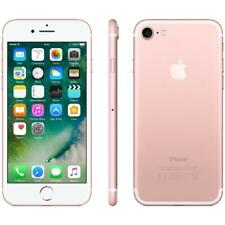 APPLE IPHONE 7 ROSE GOLD 128GB °°SIGILLATO°° GRADO A+++ GARANZIA E ACCESSORI