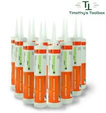 Green Glue Noiseproofing Acoustical Sealant Caulk - Case of 12 Tubes