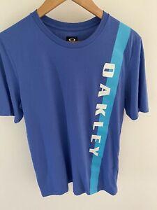 Mens Oakley T Shirt Size Medium