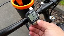 Bell DASHBOARD 100 12 Function Cyclocomputer bike trip distance timer NEW