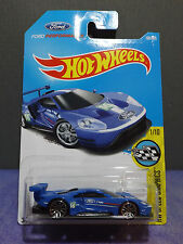 2017 Hot Wheels New 2016 FORD GT RACE HW SPEED GRAPHICS series 1/10. J Case