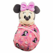 Disney Parks Baby Minnie in a Blanket Pouch Plush With Tags