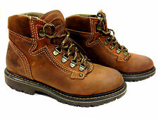 Prospector Hiking Boots Brown Size 4US.