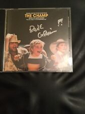 DAVE GRUSIN - THE CHAMP ,Film Soundtrack,signed By Dave Grusin