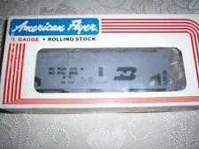 American Flyer #48605 Burlington Northern  Covered Hopper
