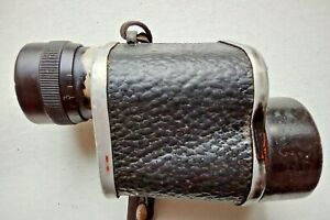 Vintage Ross Of London Stepik Monocular - Old Military? Army?  WW2?