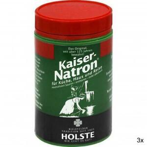 3x KAISER NATRON Tabletten 100 St PZN: 494574