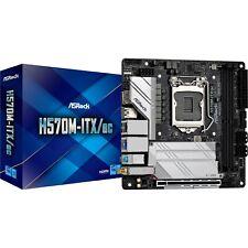ASRock H570m-itx/ac Intel H570 1200 Mini ITX Motherboard 2 Ddr4 HDMI DP G
