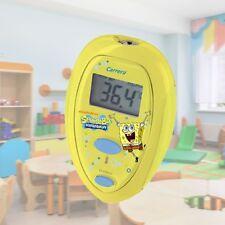 Ergonomisches Spongebob Stirn Thermometer Oberflächen Scan Funktion Big Light