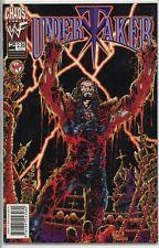 Under Taker 1999 series # 2 Art variant fine comic book