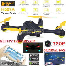 Hubsan H507A X4 Star Pro 720P Camera Wifi FPV RC Quadcopter Drone Toys+3 Battery