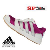 Adidas Kidplus K Enfants Filles Chaussures Intérieur Sports Scolaires 29 Neuf !
