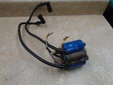 Honda 350 CL SCRAMBLER CL350-K2 Used Good Genuine Blue Ignition Coils 1970 HB318