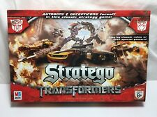 Stratego Transformers Edition Game 2007 Complete Unused