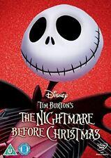, The Nightmare Before Christmas [1994] [DVD], Like New, DVD