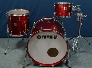 "Yamaha Maple Custom Absolute Shellset  22,10,14""  gebraucht, sehr gepflegt"
