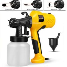 Electric Paint Sprayer Hand Held Spray Gun Painter Painting Home-Use Airless US