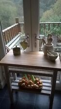 A  Kitchen Island/butcher's block