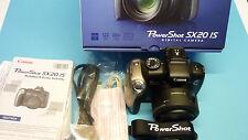 Canon PowerShot SX20 IS, neuwertig
