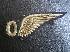 SCARCE STYLE WW1 RFC RAF OBSERVER WINGS BADGE 3