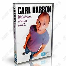 Carl Barron - Whatever Comes Next : New Stand Up Comedy DVD