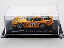 Miniature IXO 24H du Mans CHRYSLER VIPER GTS-R 2000 Echelle 1/43e Car Diecast