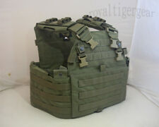 FLYYE MMAC MOLLE Upgrade 6094 Plate Carrier Tactical Vest - Ranger Green