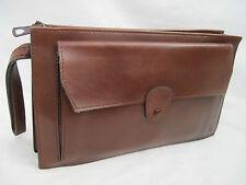 -AUTHENTIQUE    sacoche  LE TANNEUR  cuir  TBEG   bag vintage