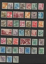 Germany  nice lot of post war France issues  with many sets Mint     KEL1229