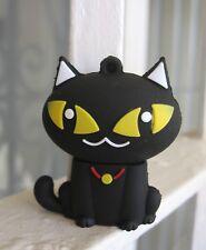 pendrive 16gb gato negro 3d USB Pen drive 16 gb memoria muñecos animal