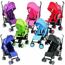 Lightweight Summer Single Stroller Pram Buggy Pushchair