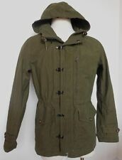 J Crew Men's Ghillie Jacket Green XL $248 Coat Hood NWT