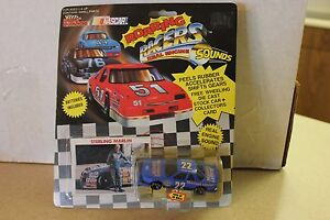 1991 Roaring Racers #22 Sterling Marlin Maxwell House Ford T-Bird 1/64