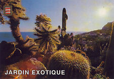 AK: Monaco - Monte Carlo - Le Jardin Exotique