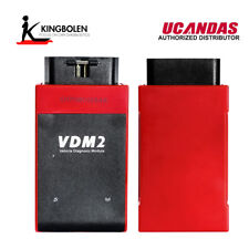 UCANDAS VDM2 Wifi Auto Diagnostic Tool Scan For Android Free update Full Systems