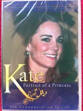 Kate Portrait of a Princess DVD 2011 Region 2.royals